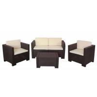 Набор мебели Colorado 2 коричневый