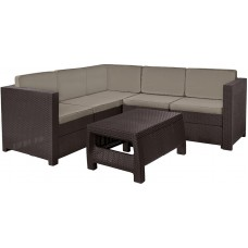 Комплект мебели Provence Set коричневый