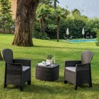 Комплект мебели Tree Set антрацит