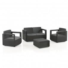 Набор мебели Venus Confort антрацит