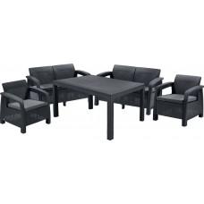 Комплект мебели Bahamas Fiesta серый