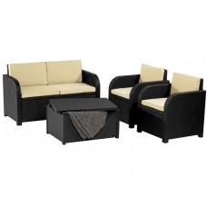 Комплект мебели Modena Set антрацит