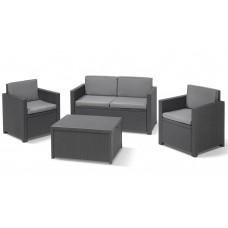 Набір меблів Monaco Set сірий