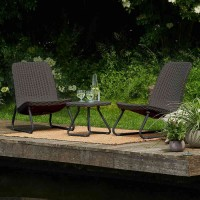 Набор мебели Rio Patio Set коричневый