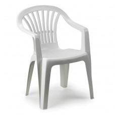 Кресло пластиковое Altea белое