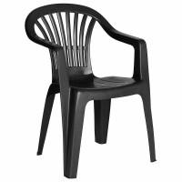 Кресло пластиковое Altea антрацит
