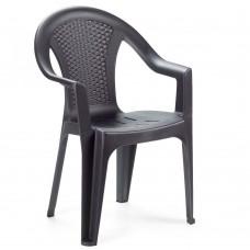 Кресло Ischia антрацит