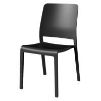 Стул пластиковый  Charlotte Deco Chair серый