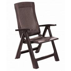 Крісло Gold коричневе