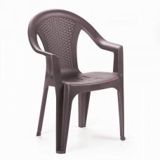 Кресло Ischia коричневое