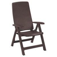 Кресло Montreal коричневое