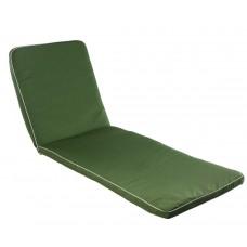 Матрац для шезлонга Baltic зелений меланж 4213