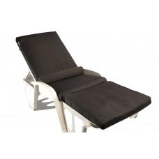 Матрас для шезлонга Confort антрацит 2700