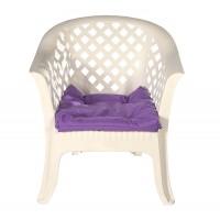 Подушка Lario  фиолетовая
