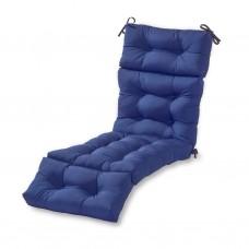 Матрас для шезлонга COMFY синий