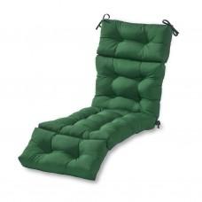 Матрас для шезлонга eGarden COMFY зеленый
