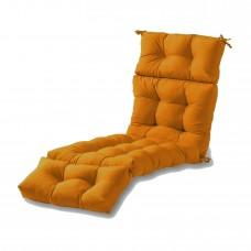 Матрас для шезлонга COMFY оранж