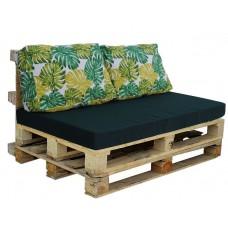 Комплект подушок для палет-дивана Fauna 120x80x10