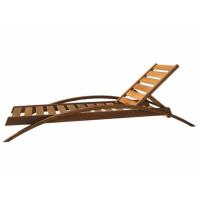 Шезлонг деревянный CARIBS