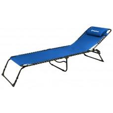 Шезлонг KingCamp Adjustable Camping Cot KC3913 blue