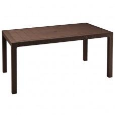 Стол  Melody коричневый