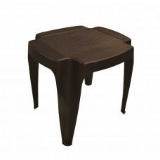 Столик Siusi коричневий