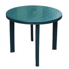 Стол Tondo зелёный