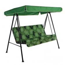 Диван-качели Parigi зелёные
