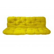 Матрас для качелей SOFT  желтый
