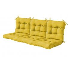 Матрас для качелей TRIPLE желтый