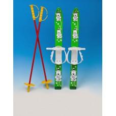 Лыжи детские 70 см
