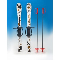 Лыжи детские 90 см