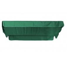 Тент для качелей eGarden зеленый
