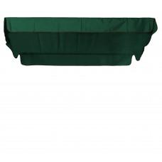 Тент для качелей eGarden темно-зеленый