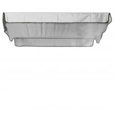 Тент для качелей eGarden серый