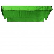 Тент для качелей eGarden трава (ярко-зеленый)