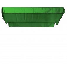 Тент (дах) для гойдалки eGarden 120x200 зелений